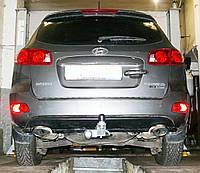 Фаркоп Hyundai Santa Fe  2006- , фото 1
