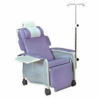 Стаціонарне донорське крісло