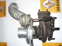Турбина Renault Trafic / Vivaro 2.5dci 03> (GARRETT)