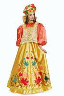 Осень Боярская костюм женский карнавальный