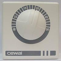 Терморегулятор (термостат) TR-90 механический (Электроотопление), фото 1