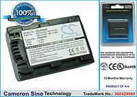 Аккумулятор Sony NP-FH30 650 mAh