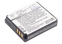 Аккумулятор Panasonic CGA-S005 1150 mAh