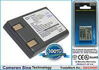 Аккумулятор Panasonic CGA-S101 700 mAh