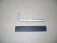 Ключ винтовой с внутренним шестигранником S 12 (цинк) (Производство г.Камышин) S 12