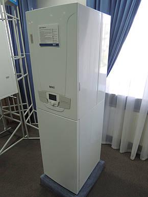 Настенный конденсационный газовый котел BAXI LUNA PLATINUM 24 GA отапливаемая площадь до 240 м2, фото 2