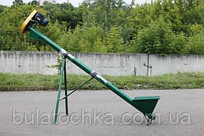 "Шнековый транспортер (погрузчик) ""EXPERT""  ТГ100/3 бункер 400*600-стандарт"