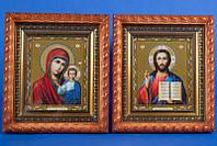 """Венчальные иконы """"Иисуса и Богородицы"""" №17"""