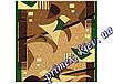 """Синтетическая дорожка эконом-сегмента Gold Karat """"Взрыв"""", цвет бежево - зеленый, фото 4"""