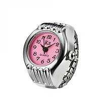 Мини часы кольцо Сильвер