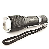 Тактический фонарь POLICE BL-1860-T6 158000W, фото 1