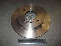 Диск тормозной NISSAN ALMERA задней (Производство TRW) DF2592
