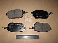 Колодка тормозной INFINITI/NISSAN FX35/45/MURANO/PATHFINDER передний (Производство ABS) 37504
