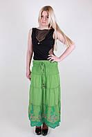 Стильная легкая летняя женская юбка