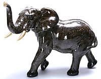 Интерьерная статуэтка слона