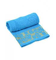 Яркое полотенце для лица