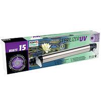 Стерилизатор ультрафиолетовый AQUAEL UV PS-15w
