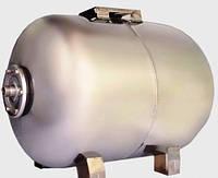 Euroaqua Гидроаккумулятор НТ 80л нерж. (80л горизонтальный)