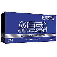 Глютамин Scitec Nutrition Mega Glutamin 120 caps