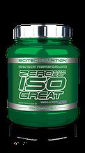 Протеины Изолят Scitec Nutrition Zero sugar/zero fat isogreat 2300 g