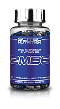 ZMA - Цинк, Магний, Витамин В6 Scitec Nutrition Zmb6 60 capsules