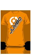 Футболки мужские Scitec Nutrition Jumbo orange