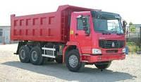 Услуги перевозки грузов до 30 тонн самосвалом (Man, DAF, Howo)