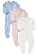 Человечки для малышей 3-6, 9-12 мес. Набор 3 шт F&F (Tesco, Англия)