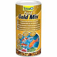 Tetra POND GOLD Mix 1L - смесь для золотых рыбок