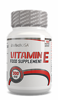 Витамины отдельные BioTech Vitamin e 100 желатиновых капсул