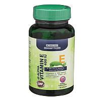 Витамины отдельные Betancourt nutrition Vitamin E 400 IU (100 softgels)