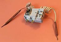 Термостат капиллярный с 2-мя капиллярами TBSB 16А / 250V / Тmax=105°С (терморегулятор+термозащита)      Италия