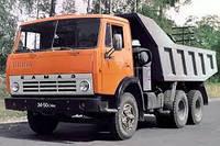 Услуги доставки груза до 10 тонн самосвалом КаМАЗ
