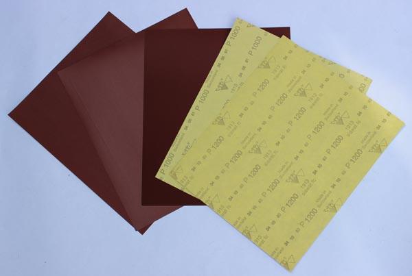 Бумага наждачна-лист SIA 2500 - ФОП Долматов О.В. в Черкассах
