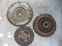 Комплект сцепления (9621047780, 9610195021) 2.5d, td б/у на Peugeot Boxer, Citroen Jumper  год 1994-2002