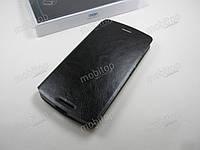 Кожаный чехол книжка MOFI Lenovo X3 Lite A7010 (цвет: черный)