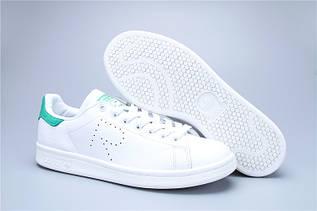 Кроссовки женские Adidas Stan Smith x Raf Simons / ADW-573 (Реплика)