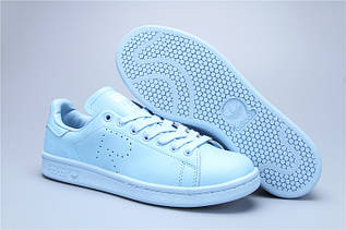 Кроссовки женские Adidas Stan Smith x Raf Simons / ADW-575 (Реплика)