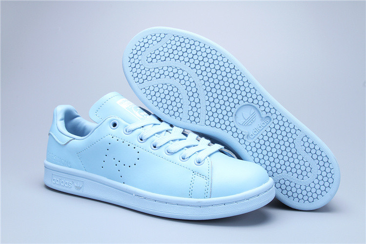 Кроссовки женские Adidas Stan Smith x Raf Simons / ADW-575
