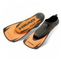 Ласты для бассейна HEAD Energy (Черно-оранжевые)