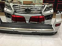 Рестайлинг Lexus LX 570 2012- Luxury F-Sport