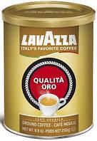 Кофе Lavazza Qualita Oro (ж/б) 250г молотый 100% арабика