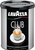 Кофе молотый Lavazza Club (ж/б) 250г  100% арабика