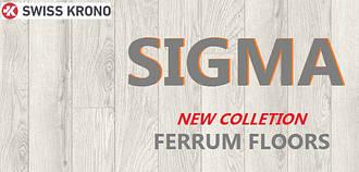 Коллекция FERRUM SIGMA