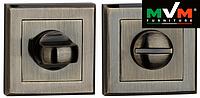 Накладка WC-фиксатор MVM T7 AB - старая бронза