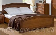 Гербор Вита кровать 160  1023х1710х2102мм каштан , фото 3