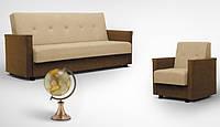 Комплект мягкой мебели Мега
