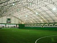 Спортивное сооружение. Навес на стадион. Накрытие на теннисный корт.