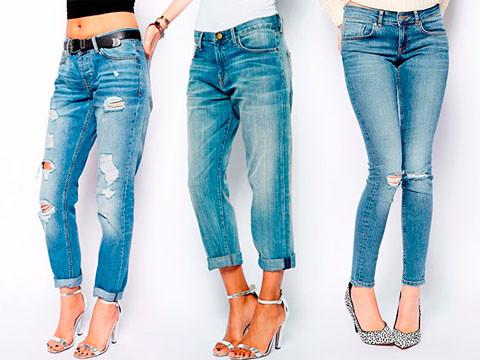 Модні джинси на літо 2016 для жінок