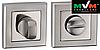 Накладка WC-фиксатор MVM T7 BN/SBN - черный никель/матовый черный никель